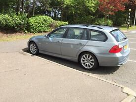 BMW 320D SE Touring Estate excellent