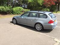 BMW 320D SE Touring Estate excellent