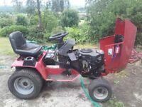 Toro Ride On Mower