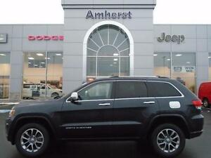 2014 Jeep Grand Cherokee LIMITED 4X4 WOW ONLY $208* Bi-weekly