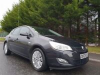 Dec 2011 Vauxhall Astra EXCITE 1.4 16v PETROL 1OWNER FROM NEW FULL SERVICE HISTORY JUST SERVICED !