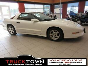 1995 Pontiac Firebird T-TOPS-LOW KM TRANS AM
