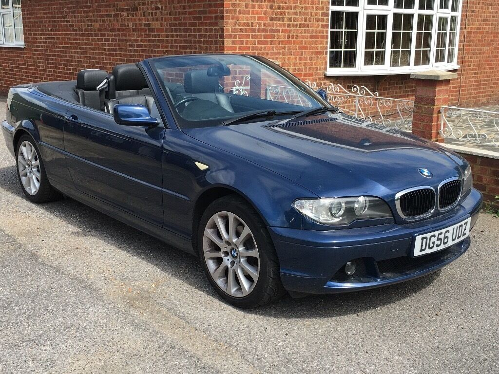 2006 BMW 318i Convertable