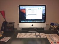 """Apple iMac 20"""" (Early 2009), 275GB SSD HDD With Microsoft Office 2016 Installed"""