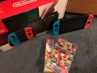 Nintendo switch * Perfect condition*