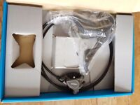 Shimano Hydraulic Left ST-RS685 lever and 805 flat mount caliper (New)