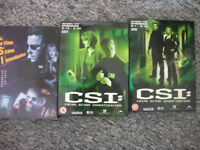 CSI Crime Scene Investigation Box Sets