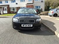 AUDI A3 1.6FSI 3 DOOR BLACK **NEW CLUTCH + MORE**