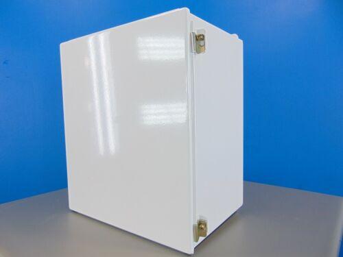 Hoffman A1614ch Enclosure Cut Out Box New Surplus Nema 12 & 13 Compliant