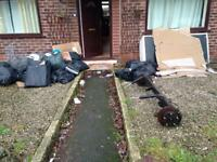 Manchester Man & Van Registered Rubbish/Waste Removal Service. Garden, Home & Office Clearances