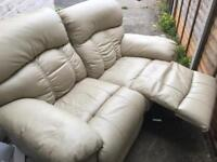 Recliner sofa . Delivery