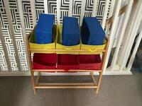Storage rack