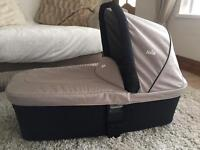 **BRAND NEW** joie chrome carrycot