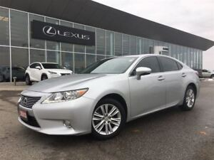 2013 Lexus ES 350 Premium, Navi, Leather, Roof