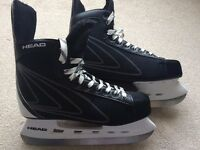 HEAD ICE HOCKEY SKATES SIZE 10 EXCELLENT CONDITION