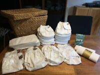One Life Reuseable Nappy Hamper