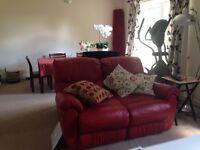 Sofa recliner 2 seater