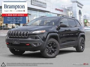2016 Jeep Cherokee Trailhawk | 4x4 | EX DEMO | NAV | Backup Came