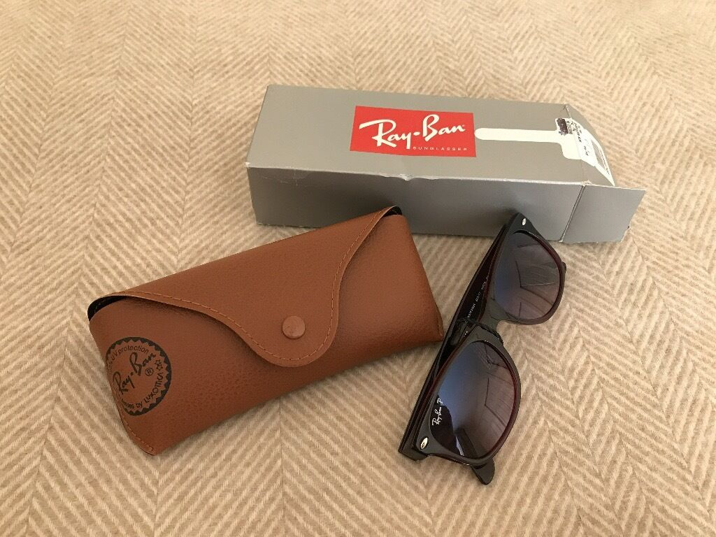 1947e44183d Rayban Sunglasses - Brand New Wayfarers for women ladies - Polarised lenses