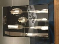 Brand new Cutlery 24 piece set 18/10 stainless steel