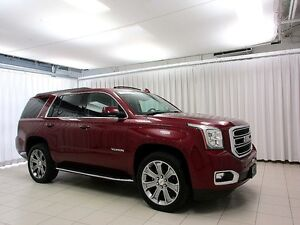 2016 GMC Yukon COME CHECK OUT THIS FULLY LOADED SLT 4X4 SUV 8PAS