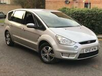 Ford S-Max Zetec 2.0 TDI 2007 Manual