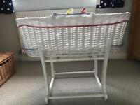 Little Bird by Jools Oliver for Mothercare Moses Basket and Two Stands