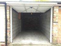 Secure garage for rent near Penge West Overground Station