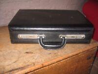 quality briefcase, unused!