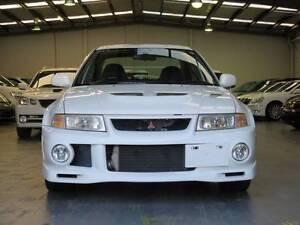 1999 Mitsubishi lancer Evolution VI Bayswater Knox Area Preview