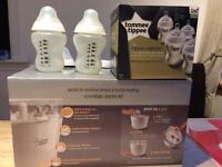 Tommee tippee steriliser & accessories