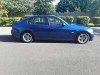 BMW 320d 2007 se full leather sat nav