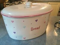 China bread bin and toaster