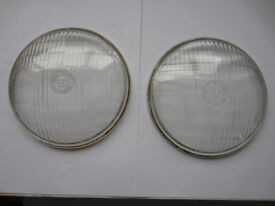 "lucas ,geniune lucas 700 ,7"" diameter headlight glasses"