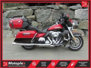 2011 Harley-Davidson FLHTCUI Ultra Classic Electra Glide LIMITED
