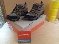 Hiking Shoes - Merrell Moab - Size UK 10 / EUR 44.5 / US 10.5