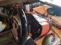 Fanatec CSR Elite Wheel, Pedals and Shifter