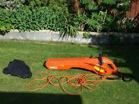 Electric Flymo Blower Vac