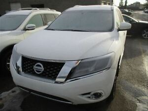 2014 Nissan Pathfinder Platinum | NAV | Leather | Backup Camera