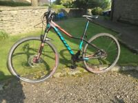 Ladies hardtail mountain bike for sale