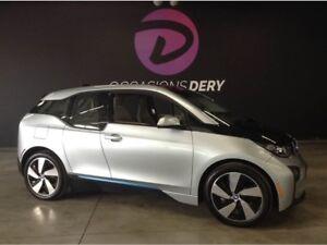 2014 BMW i3 GIGA avec fast charge 400V Canadienne