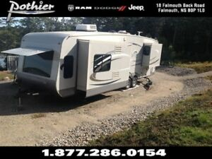 2012 Open Range Journeyer 340 FLR | 34 Foot |