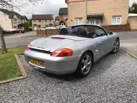 Porsche Boxster 2.7 FSH 2002 swap hot hatch, Impreza