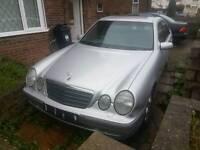 Mercedes E240, Petrol Automatic
