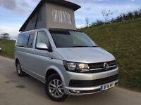 VW Transporter T6 Campervan 2.0 Tdi Highline 4 Berth