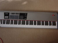 CME UF80 Fully Weighted 88 Key MIDI Keyboard