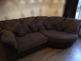 3/4 seater DFS sofa