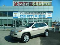 2015 Jeep Cherokee Limited 4X4  + CUIR + NAVIGATION