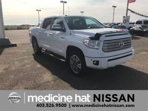 2016 Toyota Tundra Platinum Loaded Tri-fold box cover