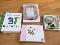 21st photo frames & albums